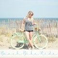 beach bike ride