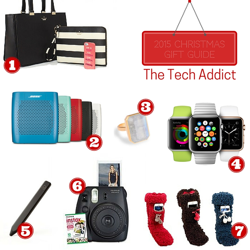 Christmas gift guide for the tech addict
