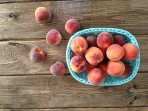 Pretty as peaches!