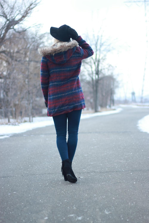 winter boho