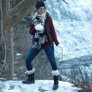 Canadian Winter Chic