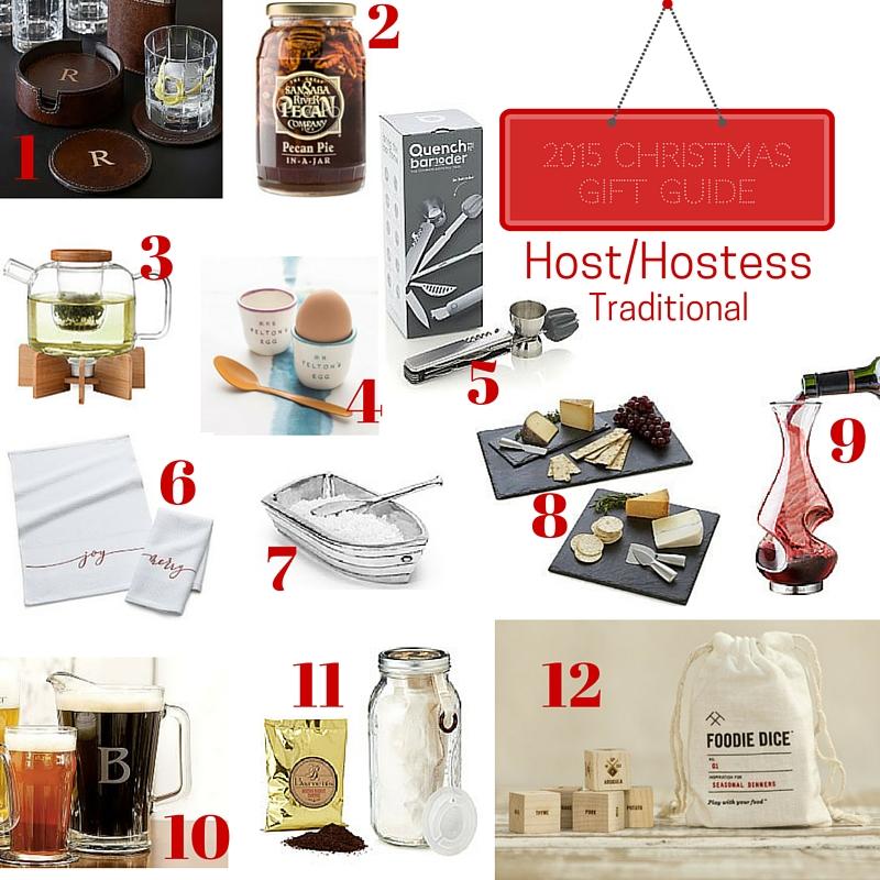 Gift Guide 2015 Host Hostess Traditional Nicki