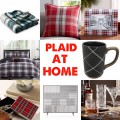 plaid at home